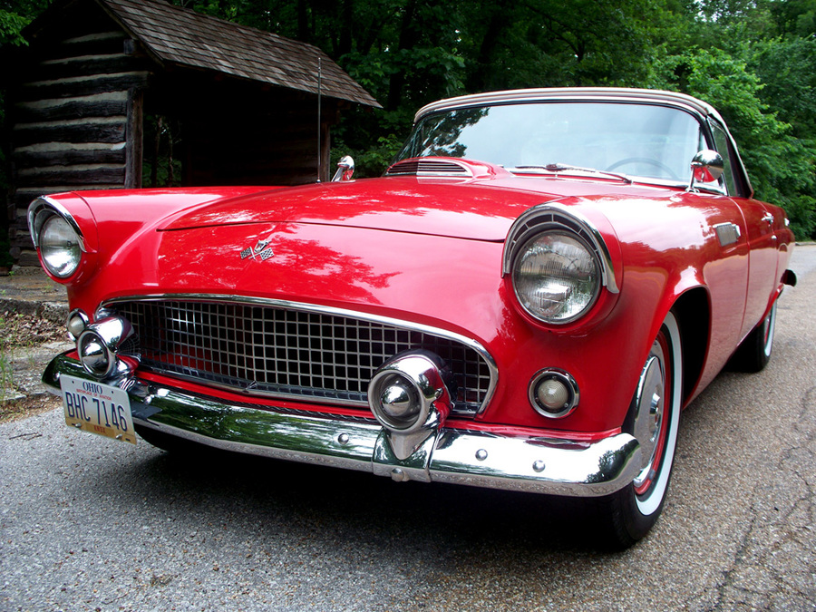 madguyclassics, classic car information - T-Bird Galleries